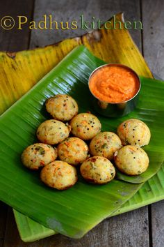 If you are looking for some quick and easy appetizers/snacks, then these semolina savory paniyarams fit perfectly. Rava Kara Paniyaram is a very easy snack prepared with semolina. Quick Indian Snacks, Quick And Easy Appetizers, Easy Snacks, Snacks Recipes, Cooking Recipes, Cooking Ideas, Recipies, Paniyaram Recipes, Tea Time Snacks