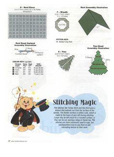 Christmas Birdhouses Pg. 10