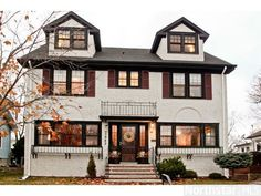 Uh would love a house like this! (Nicole Curtis- Rehab Addict Listing)