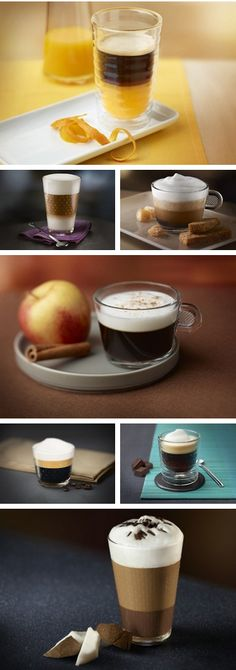 Nespresso Official Recipes! (Part I of 2)  Soooo… a few weeks ago I told you guys about my new Nespresso Pixie. Well, I've decided to share with you some very UNIQUE and official recipes from Nespresso's official catalogue.   http://thecakebar.tumblr.com/post/62183354295/nespresso-official-recipes-part-i-of-2-soooo-a