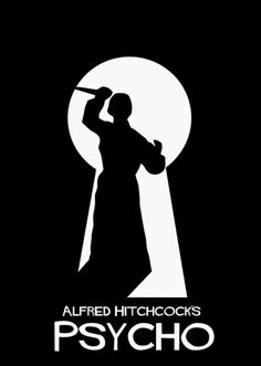 Alfred Hitchcock film posters