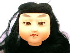 Kawaii Japanese Doll Head Ichimatsu Doll Body by FromJapanWithLove