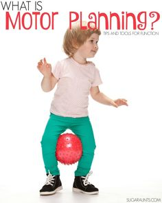 What is Motor Planning? Tips and Tools in this post with a fun fine motor motor planning (dyspraxia) activity for kids and adults from an Occupational Therapist Occupational Therapy Activities, Pediatric Occupational Therapy, Motor Skills Activities, Pediatric Ot, Gross Motor Skills, Sensory Activities, Learning Activities, Activities For Kids, Physical Activities