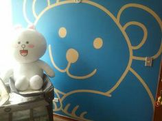 Diseño en Gran Formato para niño Oso Gigante. En Bogotá tel 3176746222 - 4060080
