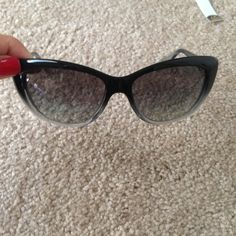 Vogue Sunglasses with case and microfiber cloth Vogue cat eye sunglasses with case and microfiber cloth. ☀ BRAND NEW ☀ NWOT vogue Accessories Sunglasses