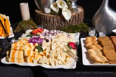 Chef's Market Catering Catering Ideas, Hospitality, Appetizers, Cheese, Cake, Food, Appetizer, Kuchen, Essen