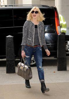 Fearne Cotton Photos: Celebs Arrives at the BBC Radio Studios