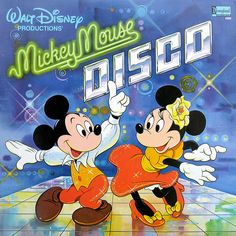 Disco Duck! I had this!