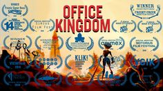"Animation short ""OFFICE KINGDOM"" finally online!!! Enjoy and share!!!"