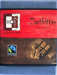 BioArt Zartbitter