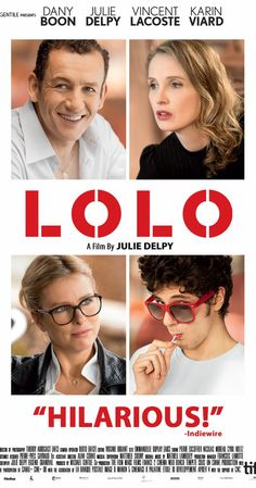 Directed by Julie Delpy.  With Julie Delpy, Dany Boon, Vincent Lacoste, Karin Viard. Violette, a 40-year old workaholic with a career in the fashion industry falls for a provincial computer geek, Jean-Rene, while on a spa retreat with her best friend.
