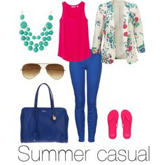 Summer casual