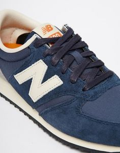 new balance u420 azul marino