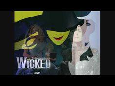 As Long As You're Mine - Wicked The Musical - YouTube
