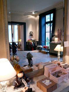 Interiors of the World: Bonpoint, (Paris)