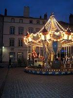 La Place Saint-Louis à Metz, France