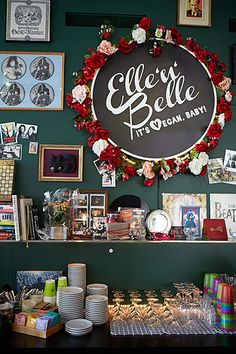 Elle 'n' Belle in Zurich - Switzerland. Highly recommend not only from vegan diners!