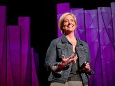 Brené Brown studies vulnerability, courage, authenticity, and shame.
