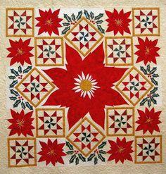 Great quilt design