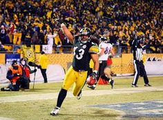 In the spirit of great Steeler defenders, Polamalu is a game-changing safety, a hard-hitting force with speed and great anticipation.
