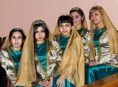 Azerbaijani Women in Kazakhstan. Today the number of Azerbaijanis living in Kazakhstan is 82.300 people.