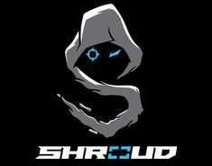 Shroud logo design on behance Avatar Picture, Game Logo Design, Photoshop, Shop Plans, Shop Logo, Cs Go, Custom Logos, Mobile Wallpaper, Signage