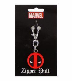 Deadpool Zipper Pull | Deadpool Bugle