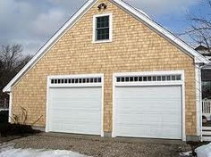 Like The Transom Windows Above Garage Doors
