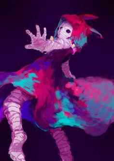 Eto _Tokyo Ghoul