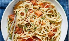 thepool http://www.the-pool.com/food-home/recipes/2016/6/spaghetti-with-smoked-salmon-lemon-and-dill