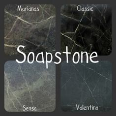 I Like The Valentino One Countertop Material Often Overlooked When  Designing Or Remodeling A Kitchen Or Bathroom Is Soapstone. While Soapstone  Is Not For ...