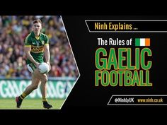 The Rules of Gaelic Football
