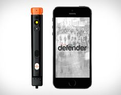 You Have to See This Smart Protection Device in Action