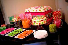 Polka Dot Birthday Supplies