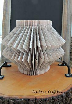 How to do a book folding origami tutorial