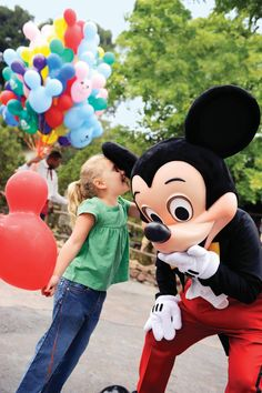 Have you ever shared a secret with Mickey Mouse?