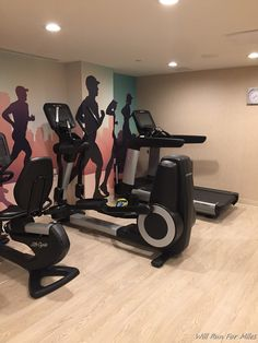 [Fitness Center Review] Hyatt Place Long Island City/ New York City - http://willrunformiles.boardingarea.com/fitness-center-review-hyatt-place-long-island-city-new-york-city/