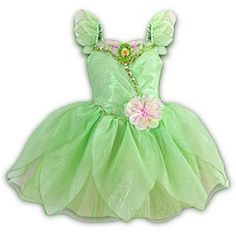 Disney Tinker Bell Costume for Girls | Disney StoreTinker Bell Costume for Girls - Straight from Never Land, this dazzling Tinker Bell costume sparkles with plenty of pixie magic to make your little sprite's spirits soar and her family's hearts feel forever young.
