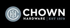 Magneto-Made: Chown Hardware brand identity