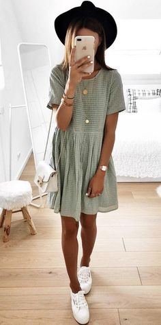 trendy outfits for summer 2020 * trendy outfits . trendy outfits for summer . trendy outfits for school . trendy outfits for women . trendy outfits for summer 2020 Cute Casual Outfits, Cute Summer Outfits, Spring Outfits, Cute Church Outfits, Summer Outfits Women 30s, Church Outfit Summer, Casual Summer, Spring Ootd, Summer Outfits Boho Hipster