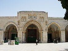 Al-Aqsa Mosque - Wikipedia, the free encyclopedia