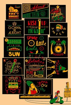 2014 winners | International Reggae Poster Contest