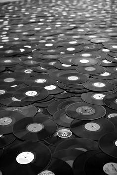 A Sea of Vinyl