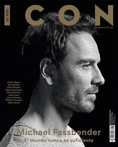 icon_elpaisAdelantamos nuestra portada de diciembre: #MichaelFassbender, fotografiado en Londres por @johnrussophoto para @icon_elpais #ICONSpain34. Realización de @stylegazer1. Entrevista de @pabloguimon. El próximo sábado 3, gratis con @el_pais #fassbender