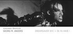 Flyer last Andersview Photoart exhibit: Dreamsaver NYC