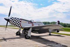 "P-51 Mustang ""Bum Steer"""