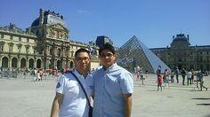 Paris City Tour... 승준이와 함께 ^^
