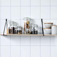 Tarro de cristal #kitchendeco #cocina #decoracion #shopnordico #acessoriosparalacocina