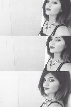 Kylie Jenner |  Pinterest: Rafaela Abreu ♡