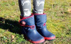 Sisustus COCO: Lasten Crocs Crocband™ II.5 Gust Boot. Crocs Crocband, Hunter Boots, Rubber Rain Boots, Squad, Shoes, Fashion, Moda, Zapatos, Shoes Outlet